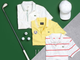 Collection Ryder Cup Lacoste