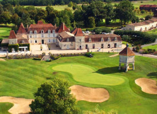 Château des Vigiers best golfs resorts