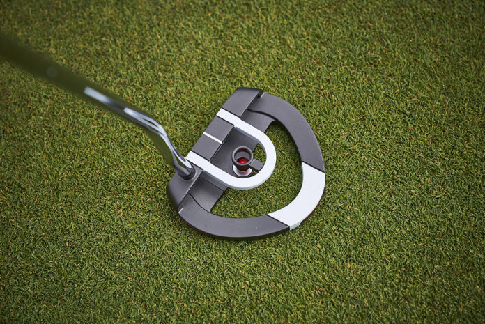 Putter Odyssey Red Ball