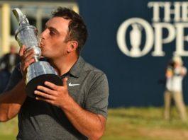 Molinari remporte the 147th Open