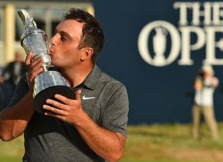 Molinari remporte the 147th Open