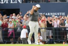 Molinari The Open 2018 Carnoustie