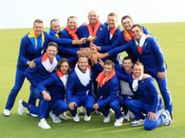 Ryder Cup Europe rétro