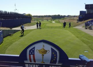 Ryder Cup Wax