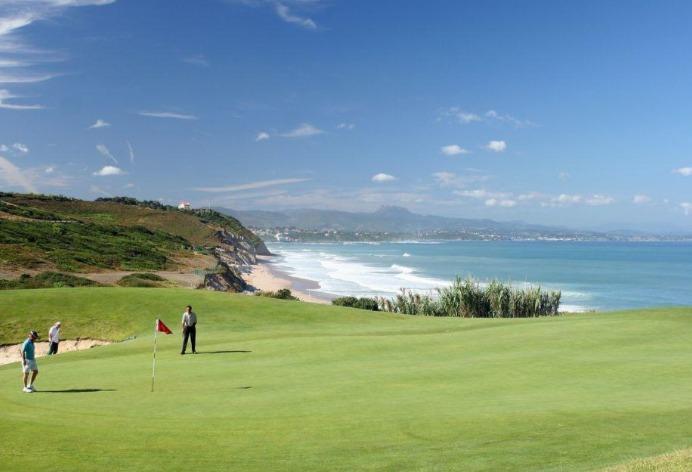 Golf Ilbarritz 9 trous Best Golfs