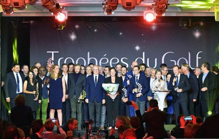 Trophées du Golf 2018