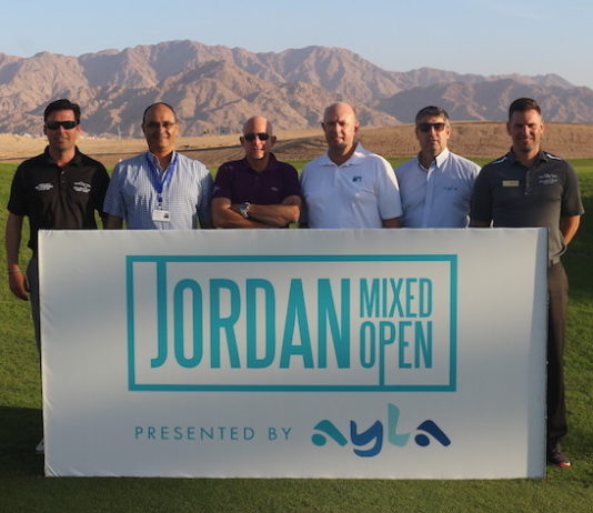 Jordan Mixed Open