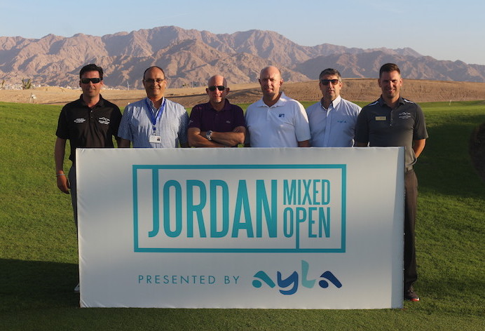 Jordan Mixed Open