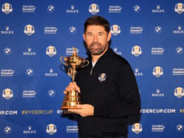 Harrington Ryder Cup