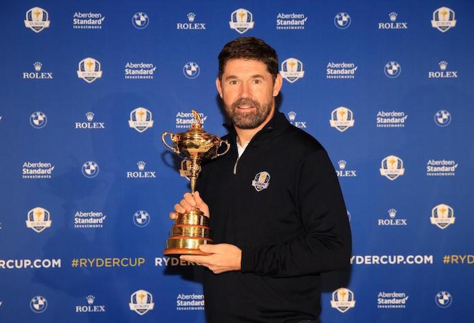 Harrington Ryder Cup