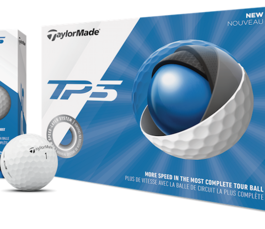 TaylorMade TP5 2019