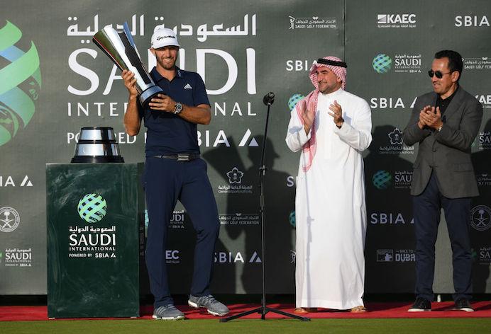 Saudi International