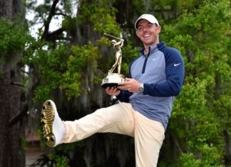 Rory McIlroy PGA Tour Players
