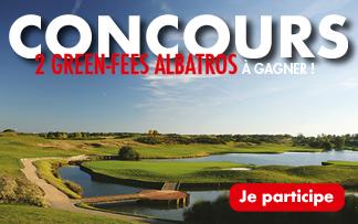Concours fairways Albatros