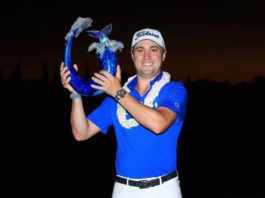Justin Thomas Sentry Tournament of Champions PGA Tour