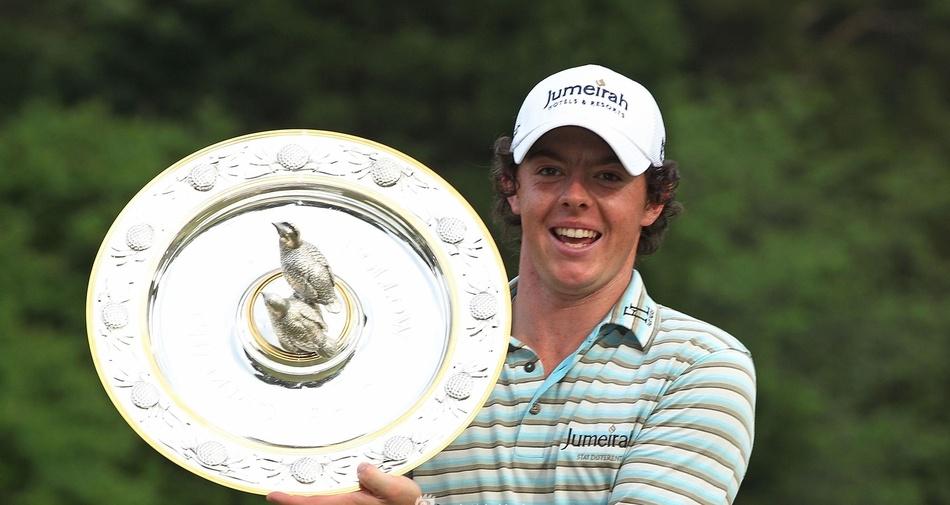 Rory McIlroy Wells Fargo Championship