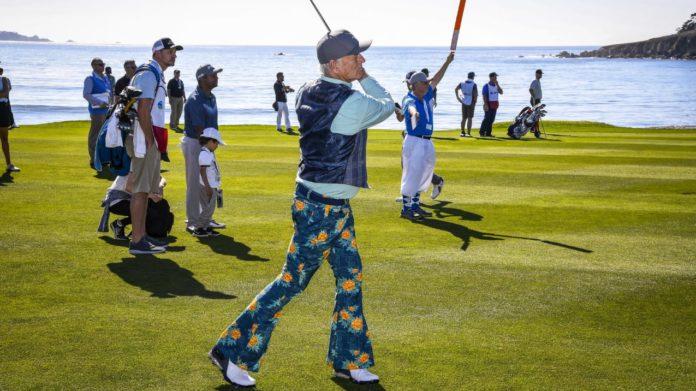Bill Murray golf