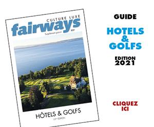 Guide Hôtels & Golfs 2012 de fairways