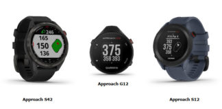 GPS Garmin Approach