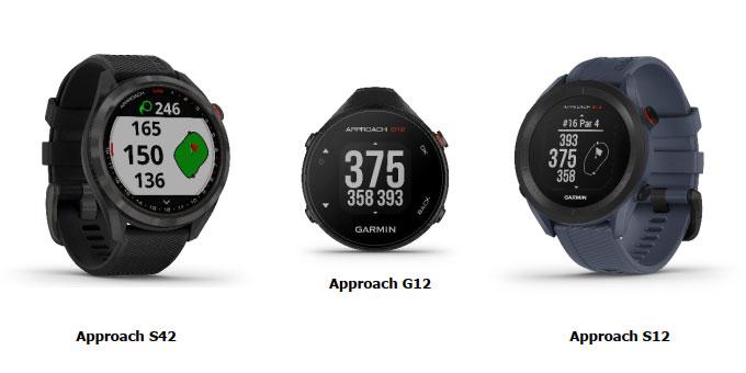 GPS Garmin Approach