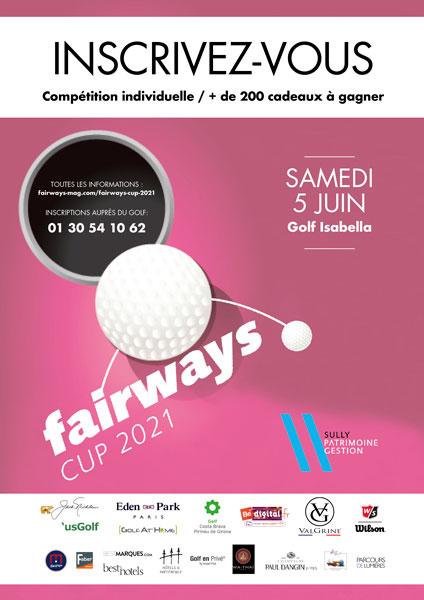 Fairways Cup Golf d'Isabelle