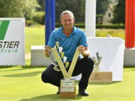 Marcel Siem Vaudreuil Golf Challenge