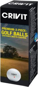 Balles de golf CRIVIT Lidl