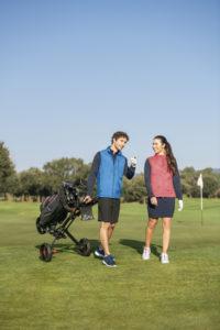 Veste technique CRIVIT Lidl Golf