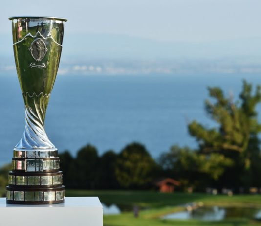 The Amundi Evian Championship