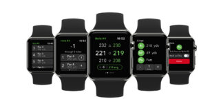 Arccos Caddie for Apple Watch