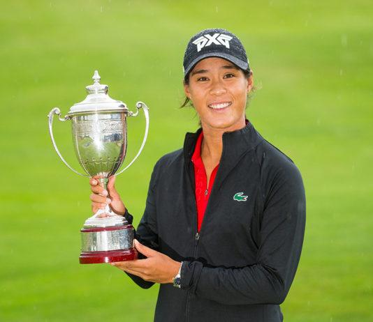 Celine Boutier championne